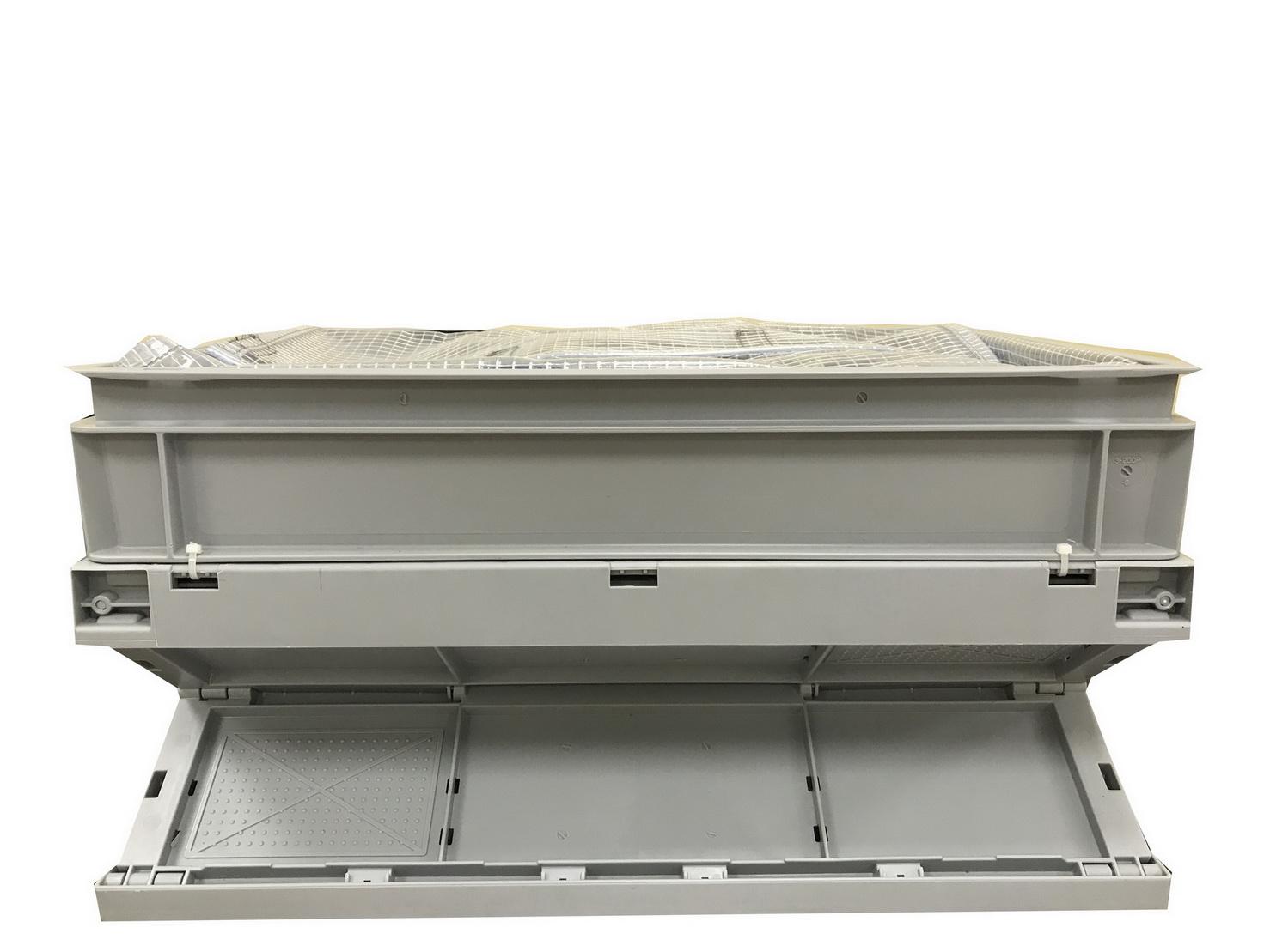 Pojemnik stalowy składany IGOPAK